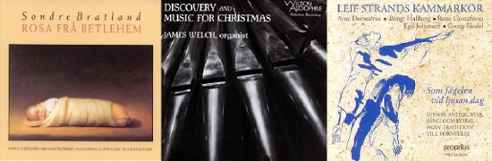 Discovery and Music for Christmas Album