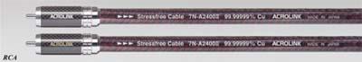 межблочный кабель Acrolink 7N-A2400III RCA