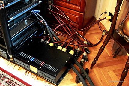 Тест: сетевой кабель Acrolink 7N-PC9500. Фото 1