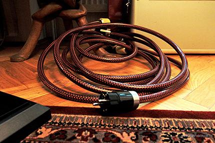Тест: сетевой кабель Acrolink 7N-PC9500. Фото 3