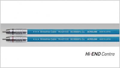 межблочный аудио кабель ACROLINK 7N-A2110III
