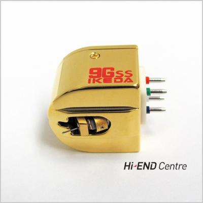 Головка звукоснимателя IKEDA 24K Gold 9Gss
