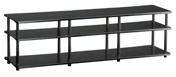 Стойка для аппаратуры и TV класса hi-end, Taoc MSR-3W-DG (DB)