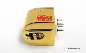 Лимитированная головка звукоснимателя Ikeda 9Gss