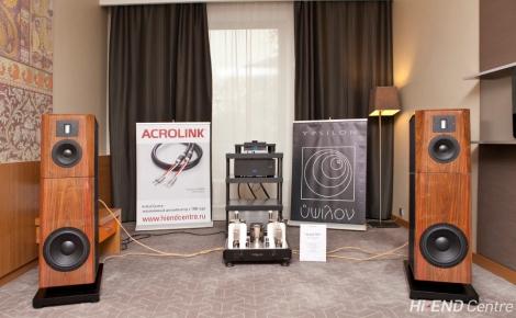 Hi-end система: акустика и компоненты Ypsilon