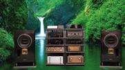 акустические системы Maxonic, стереосистема hi-end